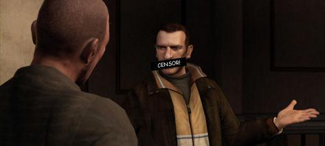 Australian GTA IV sent for a touch of rehab, MA15+ censors Niko
