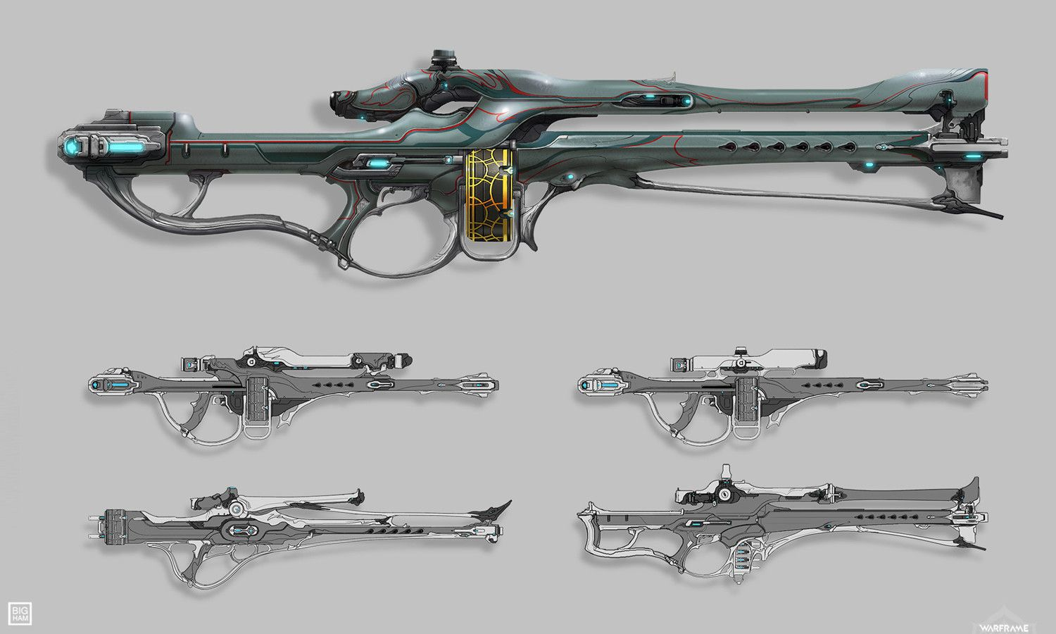 Warframe: How to Mod Weapons | GameWatcher
