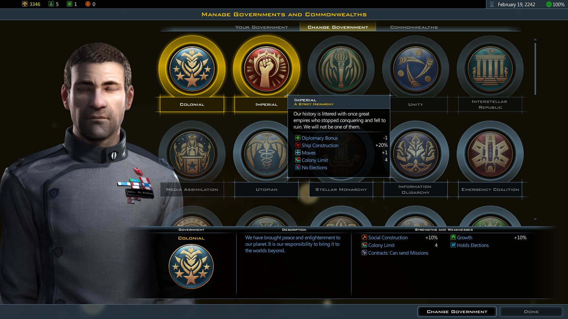 Galactic Civilizations III PC Review | GameWatcher