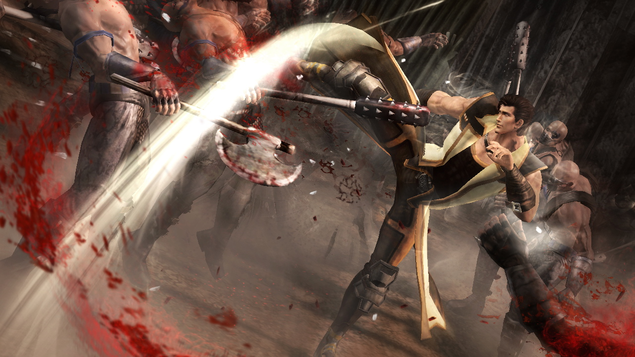 Fist Of The North Star Ken S Rage 2 Hitting Europe On Gamewatcher