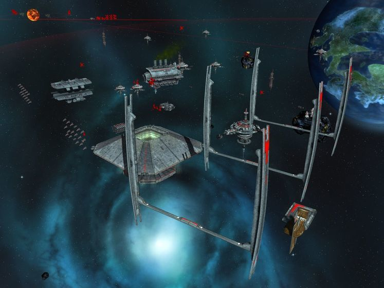 Sins of a Solar Empire: Rebellion beta is now live