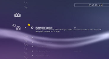 Sony launch PS3 firmware v3.70