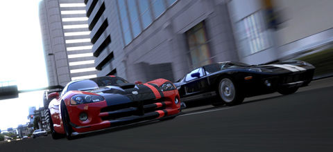 GT5's scale