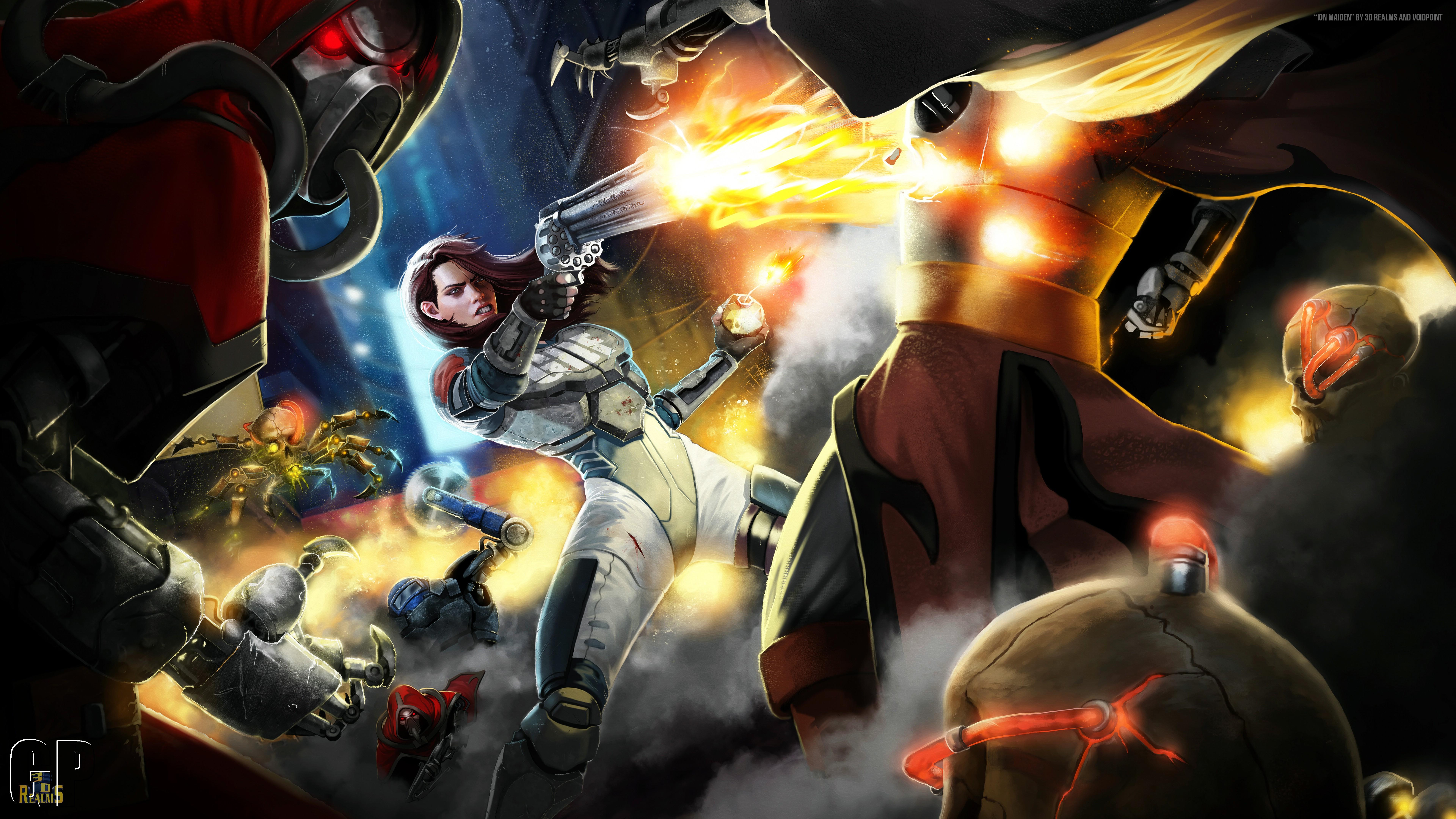 Holy Cow Duke Nukem Creators 3D Realms Have A New Build Engine FPS Out