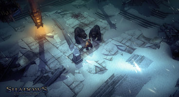 Shadows: Heretic Kingdoms' latest development diary discusses backstory and lore with series creator Chris Bateman