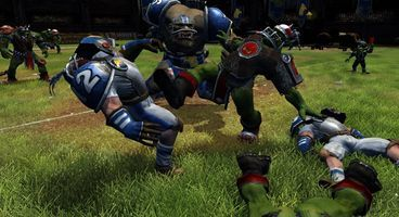 THQ publishes Blood Bowl in the UK