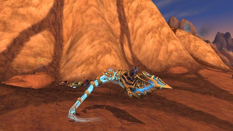 World of Warcraft: Shadowlands Ensorcelled Everwyrm Flying Mount - How to Get It?