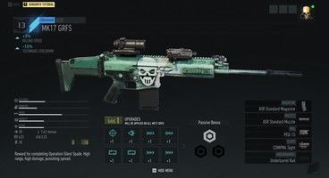 Ghost Recon Breakpoint Rewards Program Weapons - How to Unlock 416 ICE and MK17 GRFS