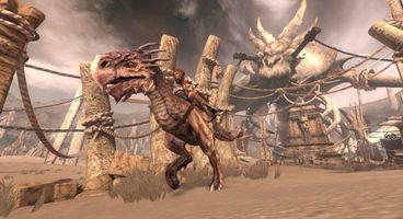 Sega confirms Golden Axe: Beast Rider for October 17th