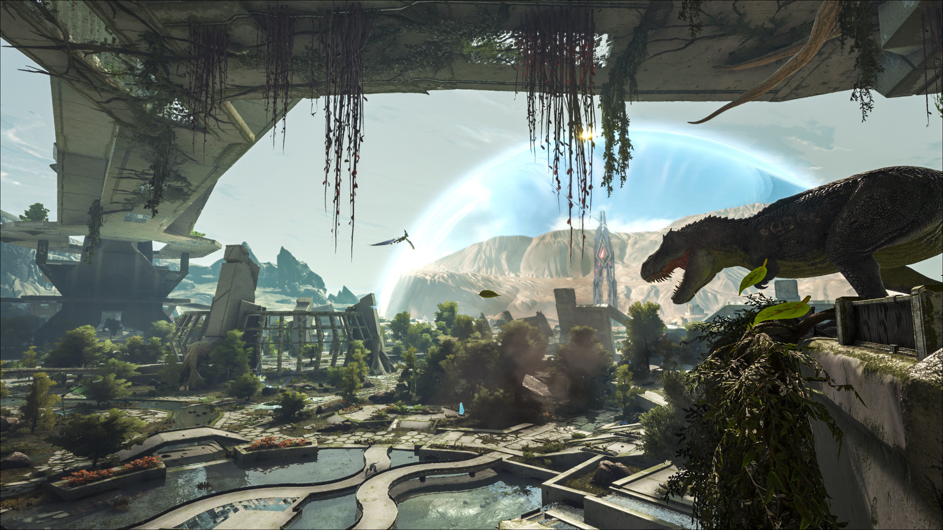 Ark Survival Evolved S Final Dlc Is Here And It Is Gamewatcher