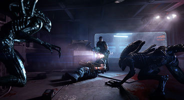 SEGA and Gearbox in Aliens: Colonial Marines