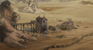 Interplay tease Fallout Online with art, talk of