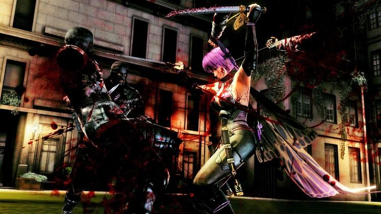 Report: Ninja Gaiden 3: Razor's Edge coming to 360, PS3 <UPDATE>