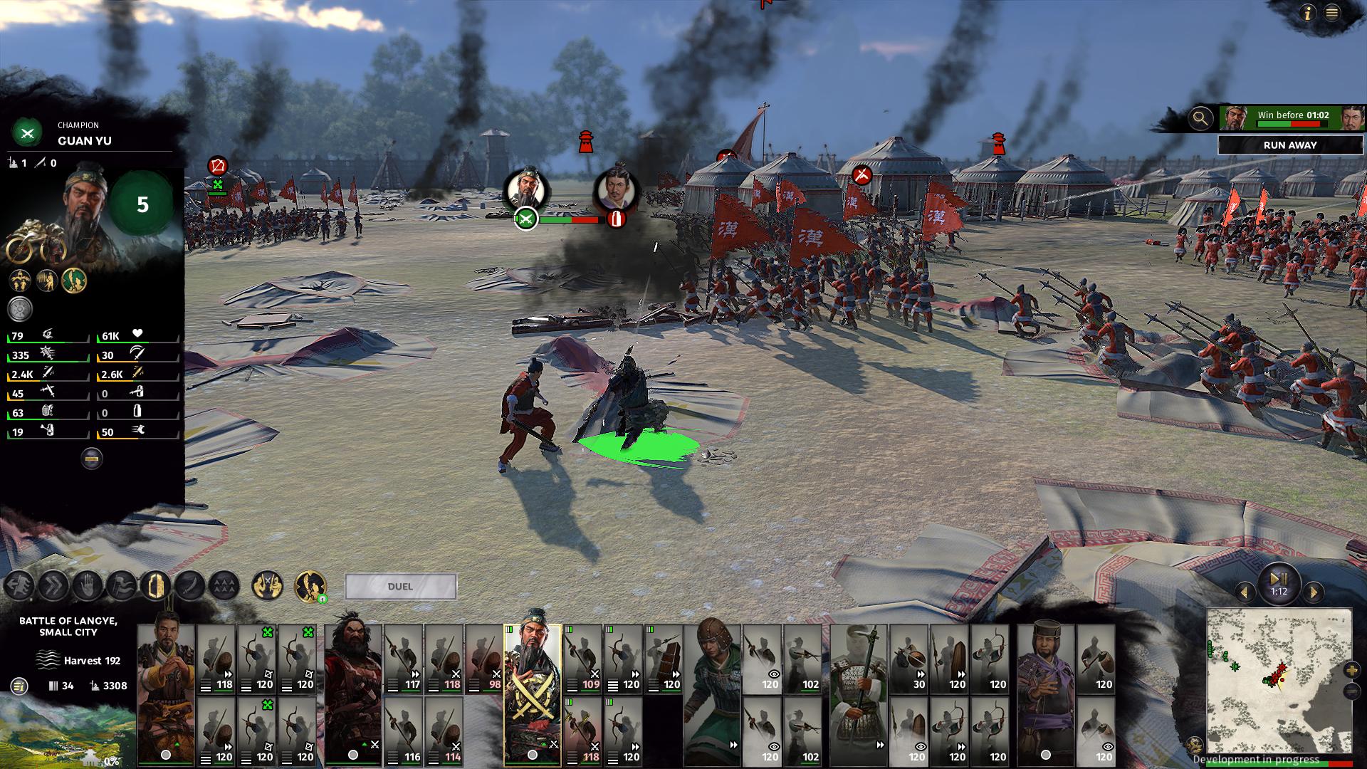 Total War: Three Kingdoms PC Preview | GameWatcher