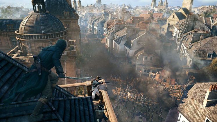 Ubisoft talks French accents in latest Assassin's Creed Unity dev blog