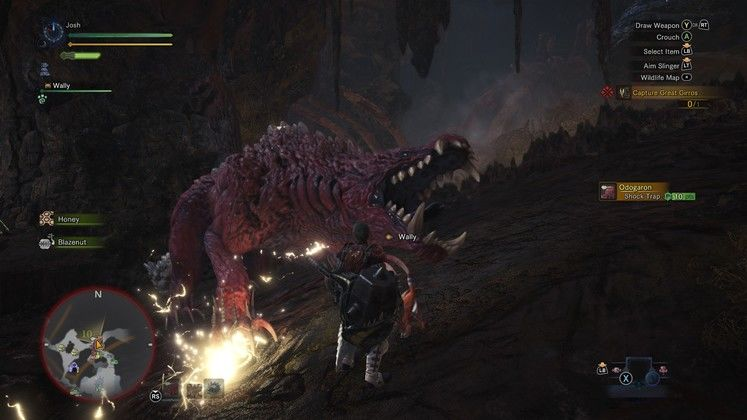 How to Capture Monsters in Monster Hunter World PC