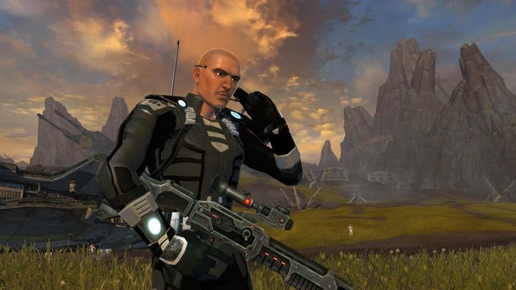 Star Wars: The Old Republic free character transfer in