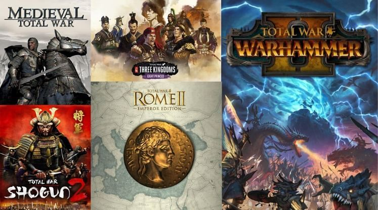 Creative Assembly expands with new UK studio, Total War Series reaches 36 million sold