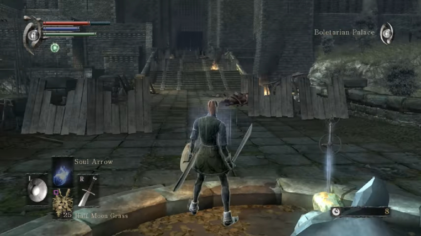 Demon's Souls In 4K, 30FPS On PC With RPCS3 | GameWatcher