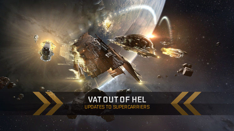 EVE Online's 18.11 Update Adds Tactical Capsuleer Recloner, Dynamic Bounty System