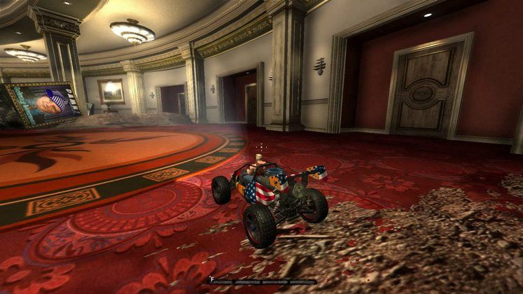 Duke Nukem Forever PC patch adds 4 weapons at once