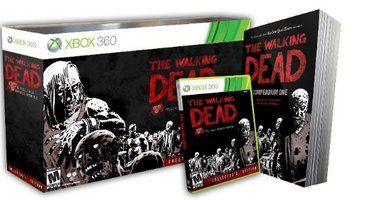 Telltale confirms Walking Dead retail release and Collector's Edition