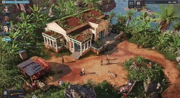 Jagged Alliance 3 Is a