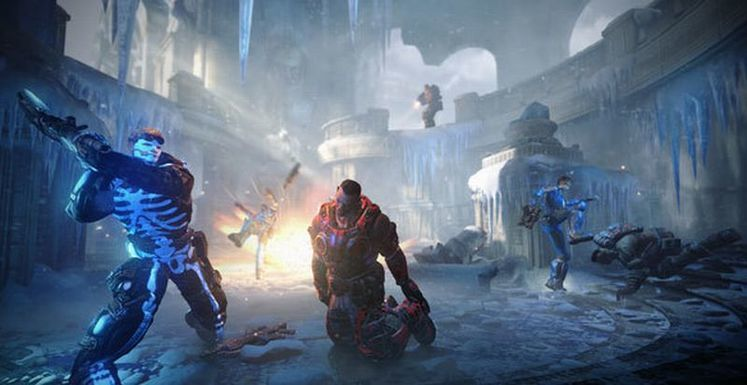 Free Haven DLC now available for Gears of War: Judgment