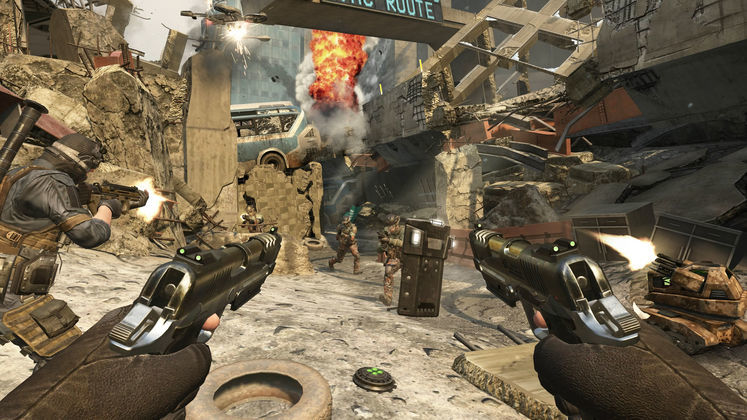 UK Chart: Black Ops II still king, Far Cry 3 debuts in second, Wii U maxes out at 11th