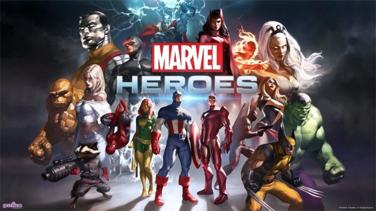 Disney Cuts Ties To Gazillion, Cancels Marvel Heroes Just Five Months After Console Release <UPDATE #2: All Game Servers Now Offline Permanently>