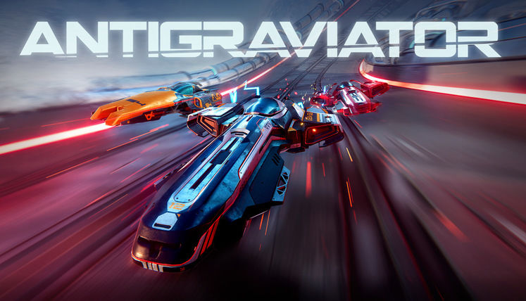 Want a new WipeOut or F-Zero? Antigraviator is that game