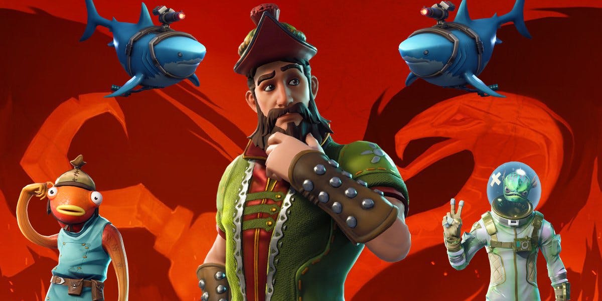 Fortnite Season 8 Overtime Challenges and Rewards Are Live