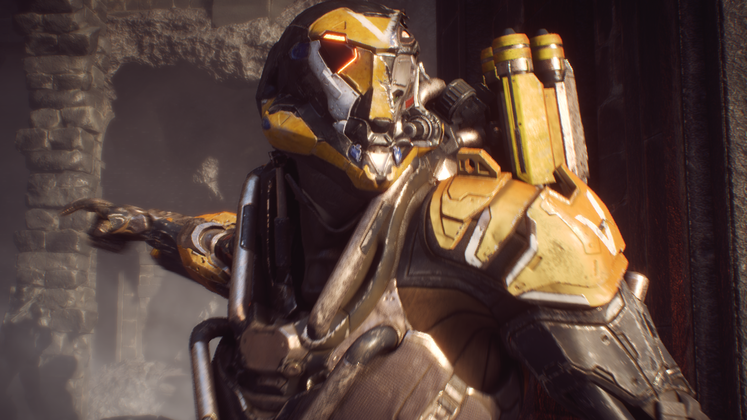 Our Anthem review looks at the game right now - what there is of it
