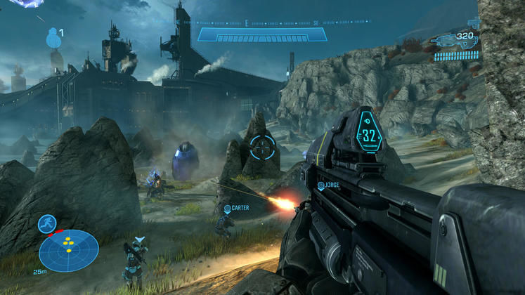 Halo: The Master Chief Collection Steam Player Count Ranks It In The Top 5