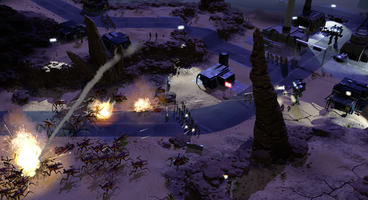 Starship Troopers - Terran Command Features A 21-Mission Story Campaign and Additional Skirmish Modes
