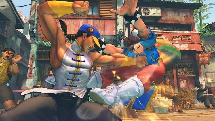 Super Street Fighter IV PC patch 1.07 approved, due next week