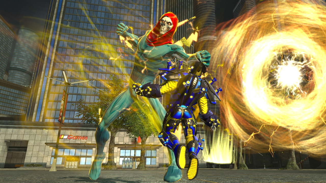flash themed dlc hitting dc universe online gamewatcher