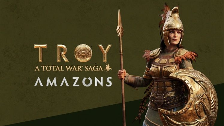 Total War Saga: Troy - Amazons DLC - Release Date, | GameWatcher