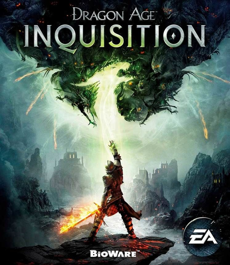 Dragon Age: Inquisition box art revealed