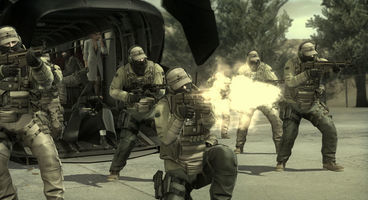 DuoGroup produce Metal Gear Solid animated fan movie