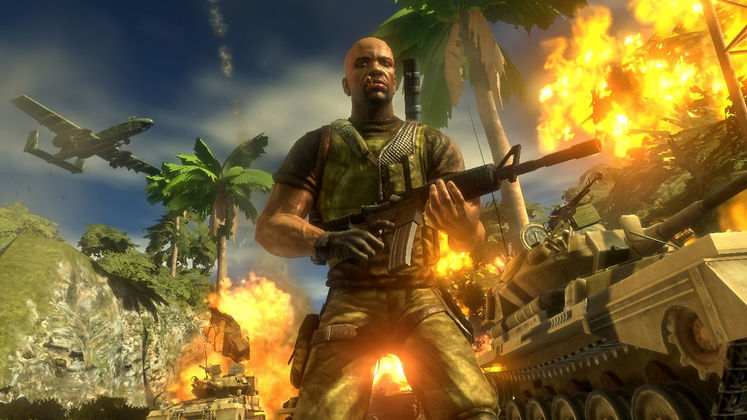EA gives away £20,000 worth of Petrol for Mercenaries 2 promotion in London