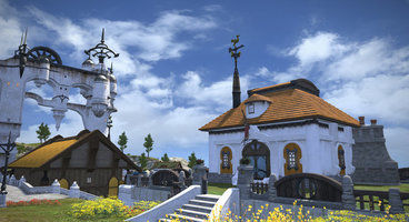 Housing in 2.1 update for Final Fantasy XIV explained by Square Enix