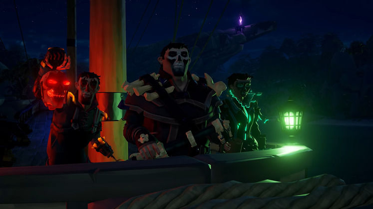 Sea of Thieves Festival of the Damned Beacon Locations