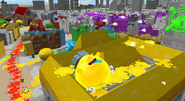 THQ announces de Blob 2: The Underground for PS3 and Xbox 360