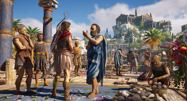 Assassin's Creed Odyssey's Fields of Elysium DLC Is Free For A Week
