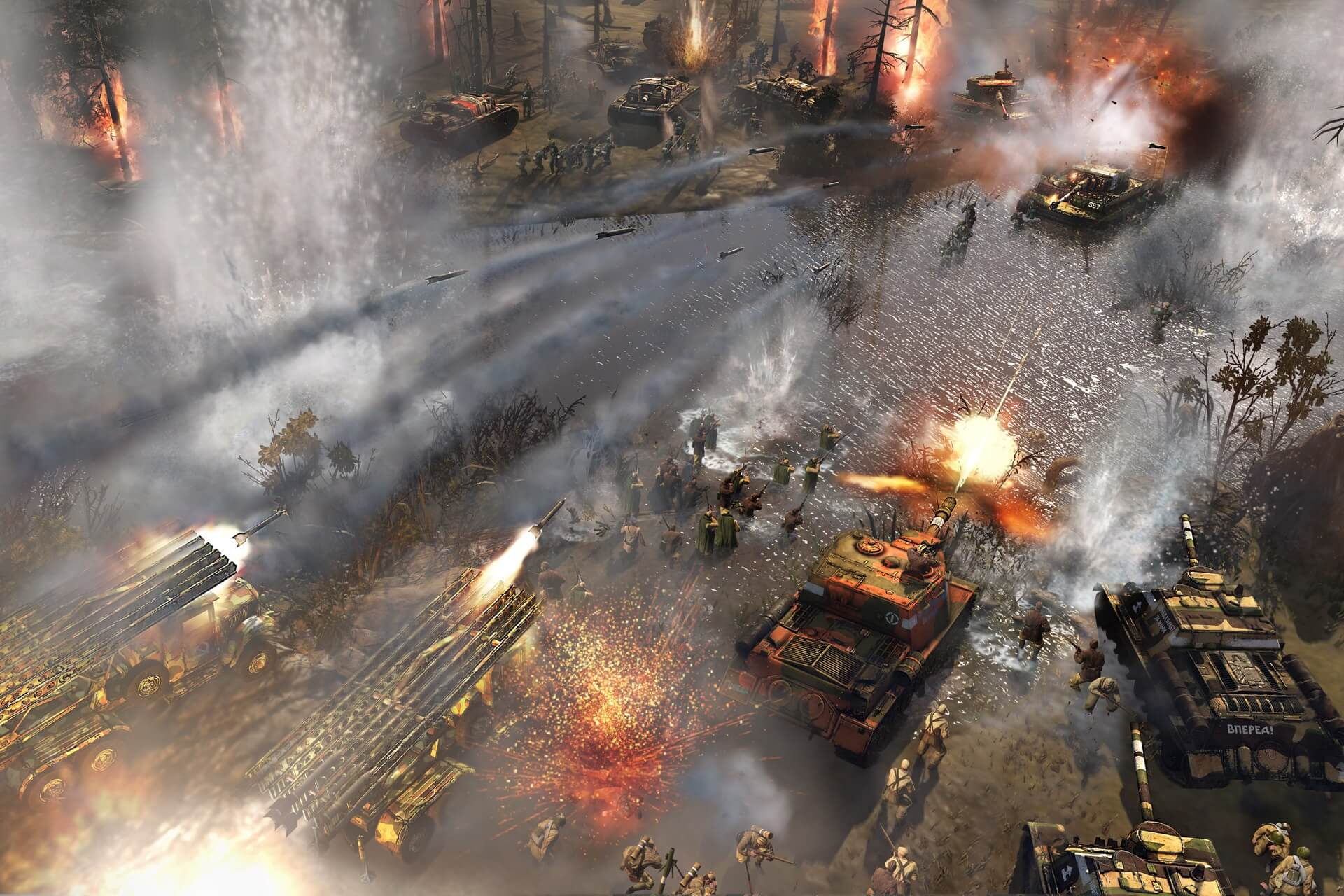 Company Of Heroes 2 Free To Download And Keep This Gamewatcher
