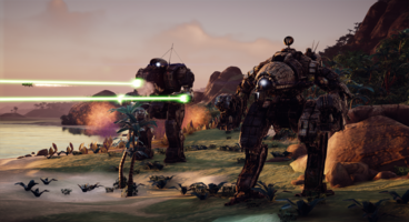 Battletech gets its first DLC Expansion 'Flashpoint' in November