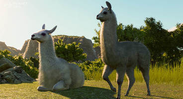 Planet Zoo Patch Notes - Update 1.2 and South America Pack