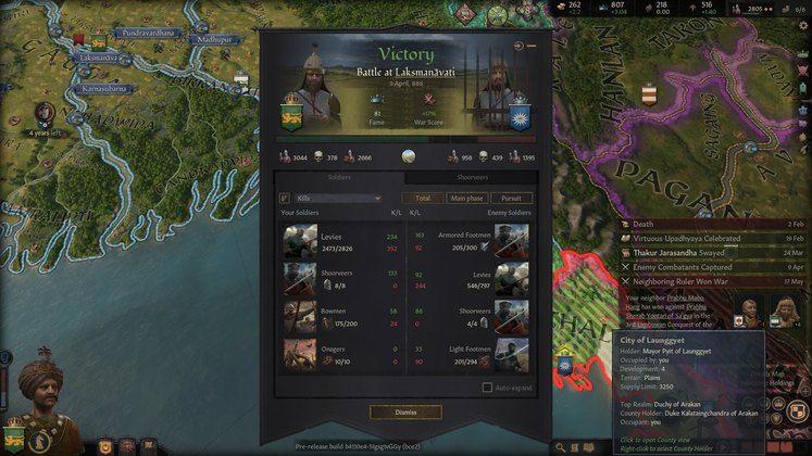 Crusader Kings III Preview