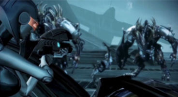 Mass Effect 3 Leviathan DLC released